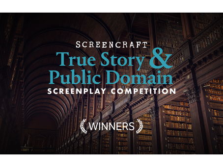 'TIS OF THEE Wins at ScreenCraft!