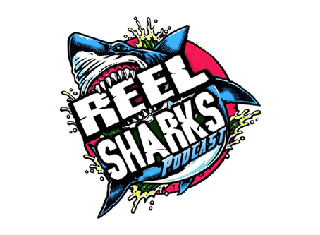Rob Alicea on the Reel Sharks Podcast