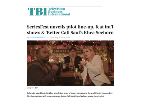 SeriesFest unveils pilot line-up, feat new comedy Couples Therapy