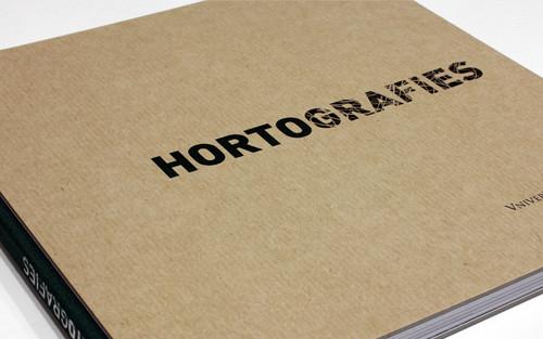 Llibre fotografies Hortografies