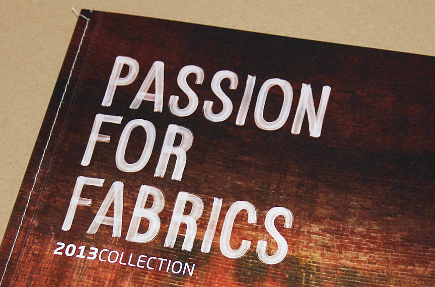 Brochure Passion for Fabrics