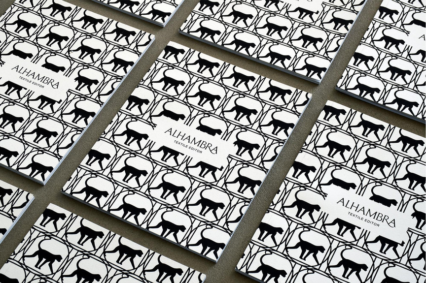 Brochure Alhambra Fabrics 2018