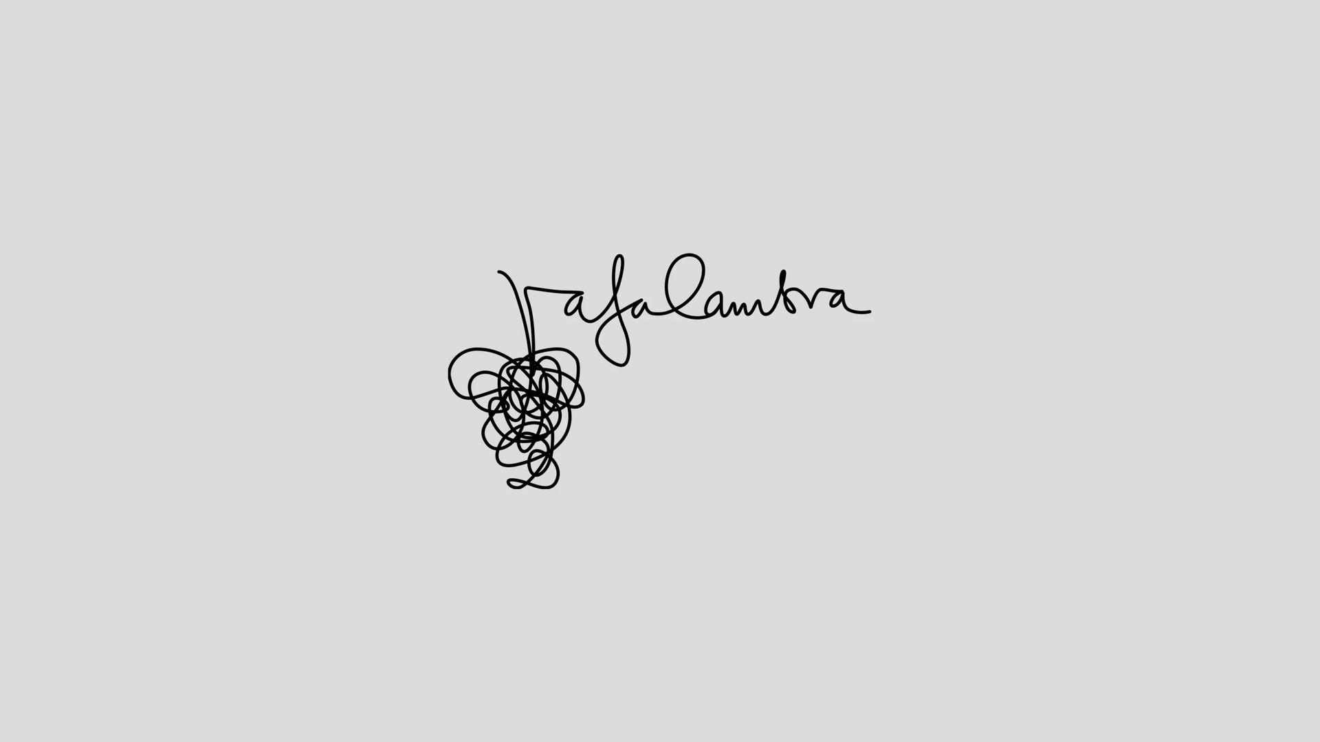 efecte escritura logo Rafa Cambra 2560x1