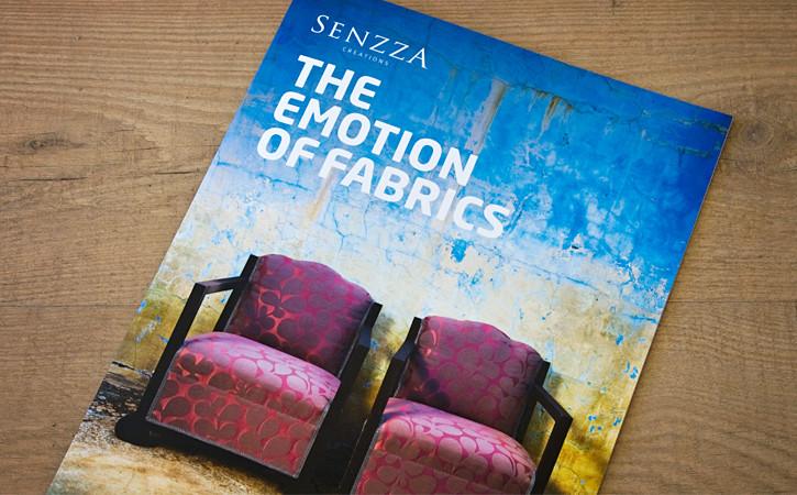 Brochure The Emotion of Fabrics