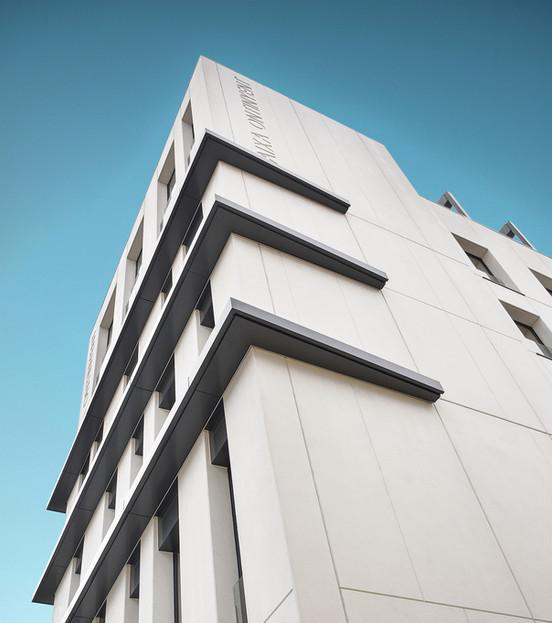 Arquitectura Central Caixa Ontinyent