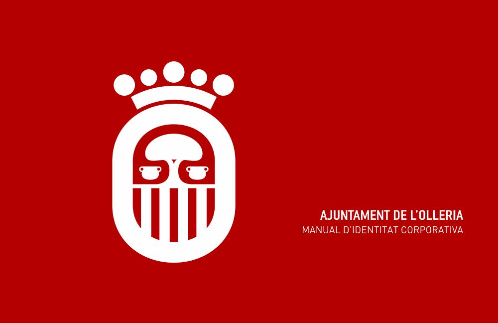 Logotipo per al Ajuntament de l'Olle