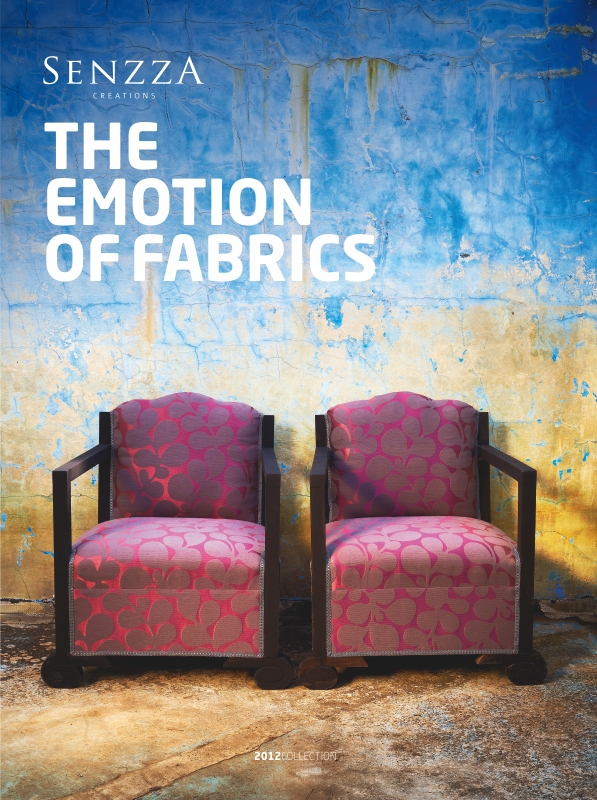 Cataleg The Emotions of Fabrics