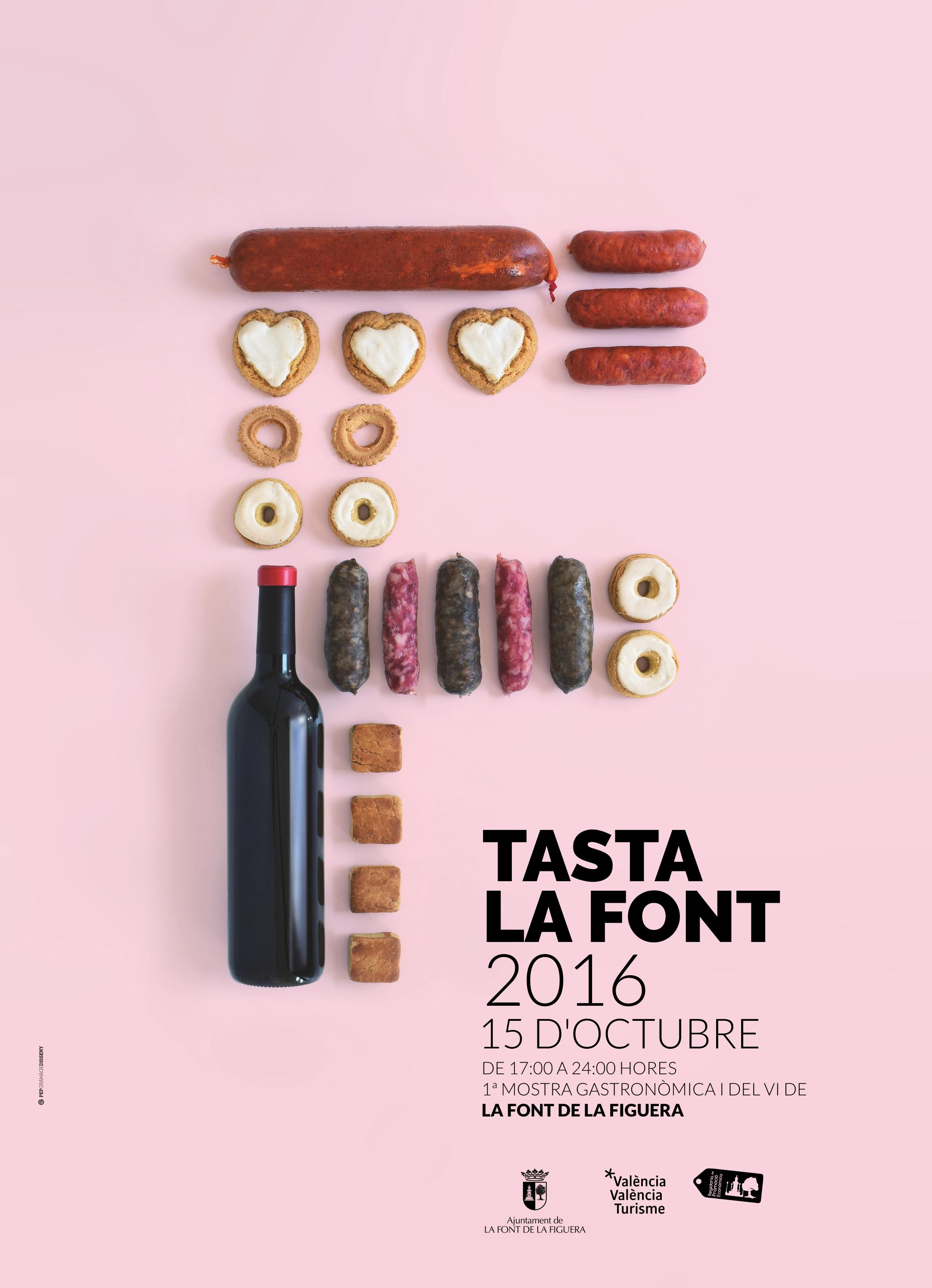 Tasta la Font