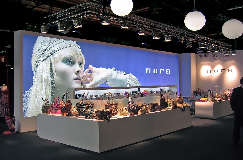 Stand en Intergift 2011, Nora