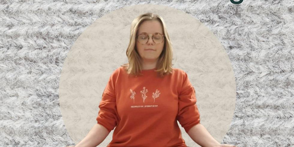 Biweekly Virtual Restorative Yoga