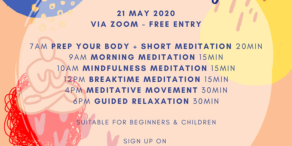 World Meditation Day 2020