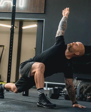 Celtic Fitness InMotion Method Mobility