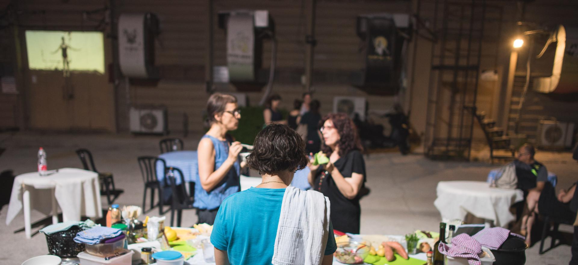 נפגשות 2018 צילום: יאיר מיוחס