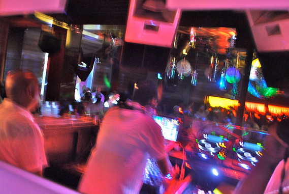Cielo Funktion One DJ Booth