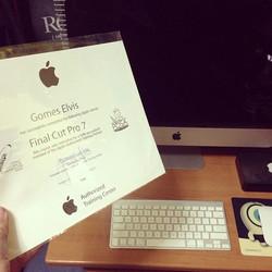 Autorizado por Apple - Final Cut Pro