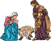 Giving Birth (Christmas Eve)