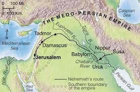 Nehemiah - The Beginning