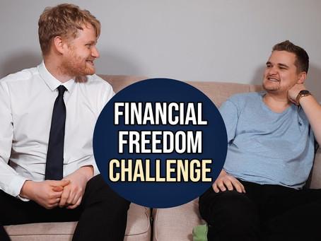 Financial Freedom CHALLENGE | Russell Leeds interviews Samuel Leeds #FFChallenge
