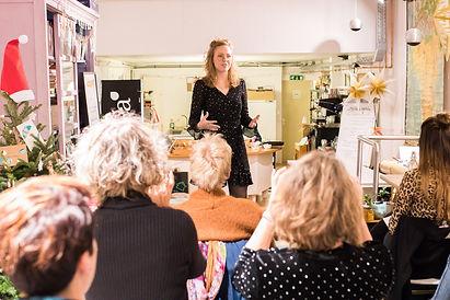 Spreker Lotte Gerland de Vries