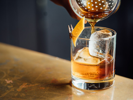 3 Classic Cocktails for the Classic Man