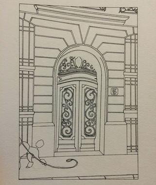 No. 5 Avenue de l'Opera