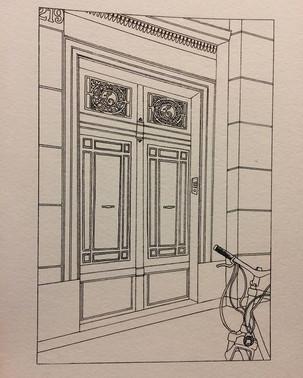No. 21 rue Soufflot