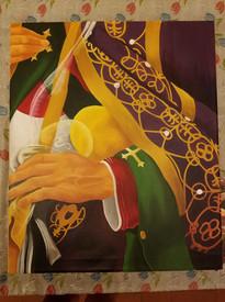 Signoria Altarpiece Master Painting