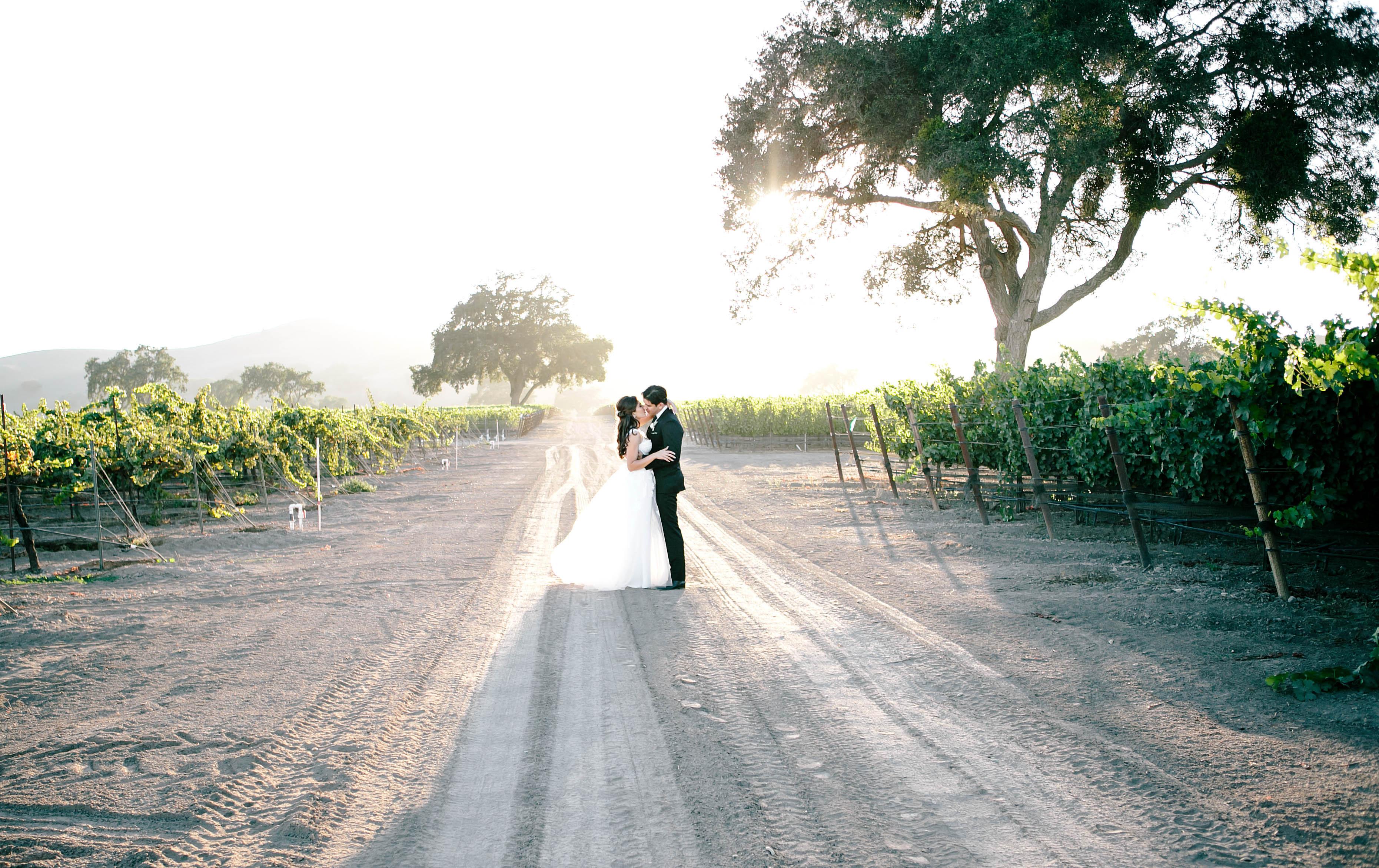 Firestone Winery Wedding Photography