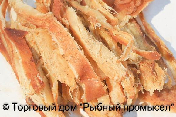 Мясо краба гриль