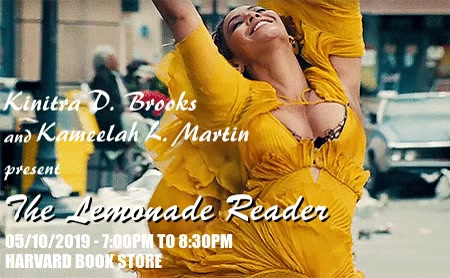 The Lemonade Reader Book Signing