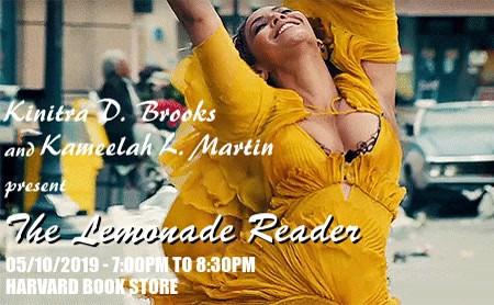 The Lemonade Reader Book Signing