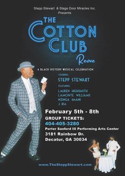 The Cotton Club Revue