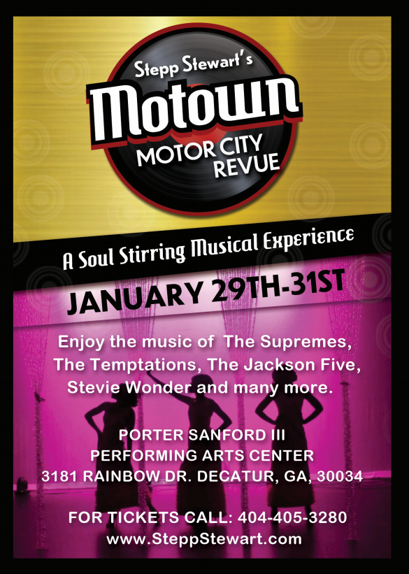 Motown Motor City Revue - Decatur