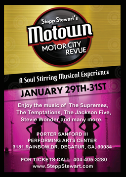Motown Motor City Revue - Decatur