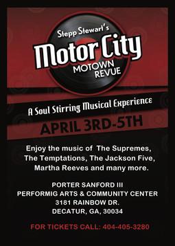 Motor City Motown Revue