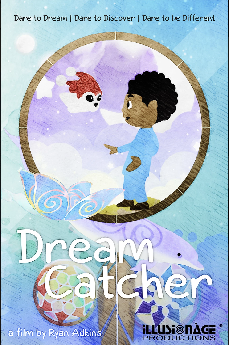Dream Catcher (Animated Short Film)