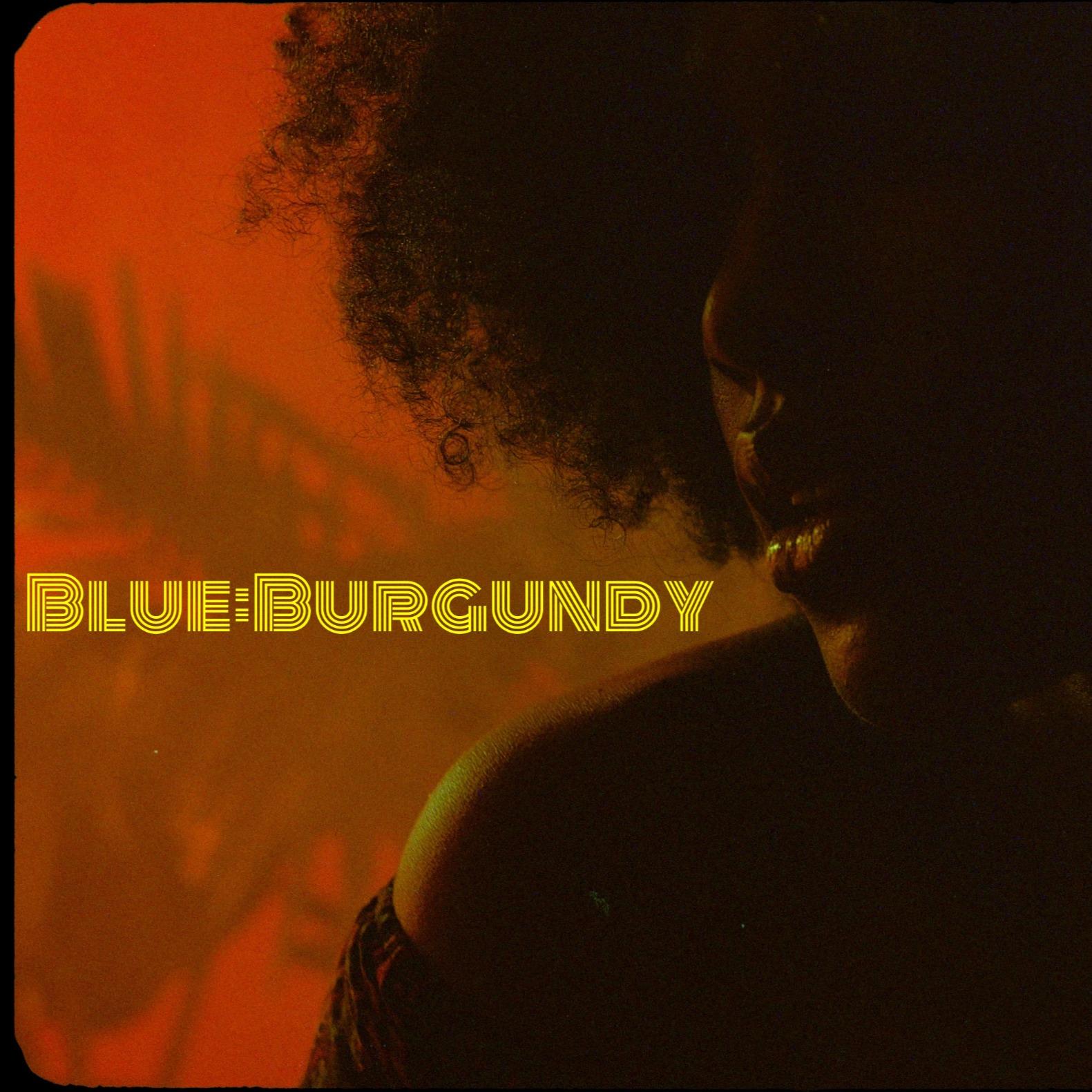 """""""Blue:Burgundy"""""""
