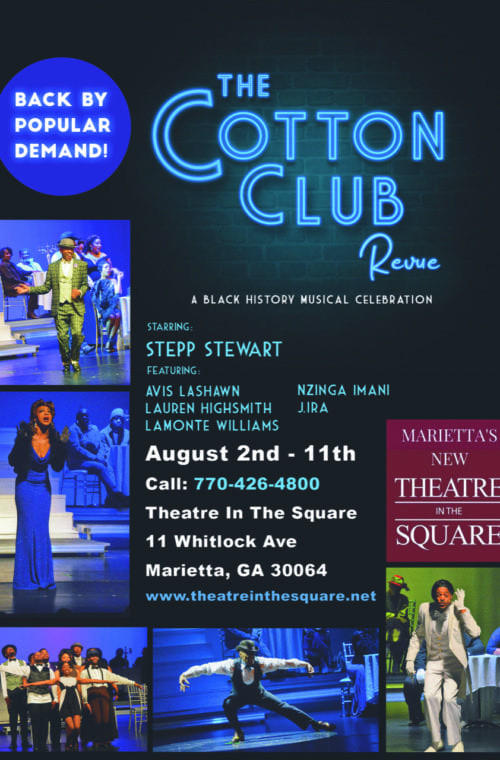 The Cotton Club Revue