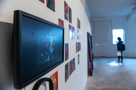 Innerstate series, group Exhibition at P