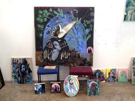 Studio, Incantation series