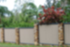 заказать комбинированный забор в серпухове