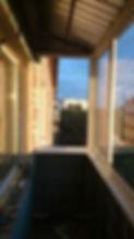 крыша на балконе серпухов