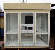 окна для киосков, палаток, павильонов