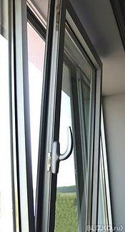 Теплые алюминиевые окна