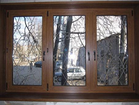 ламинированные окна в серпухове