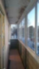 Ремонт парапета, сварка ограждения на балконе