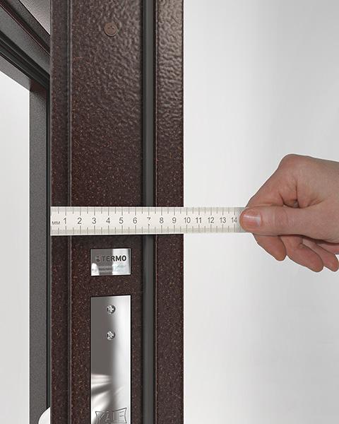 Металлическая дверь - TERMO