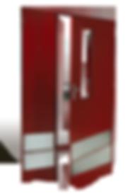 Противопожарные двери, металлические двери в электрощитовые