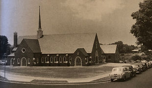 Holy Trinity Lutheran Church 1954