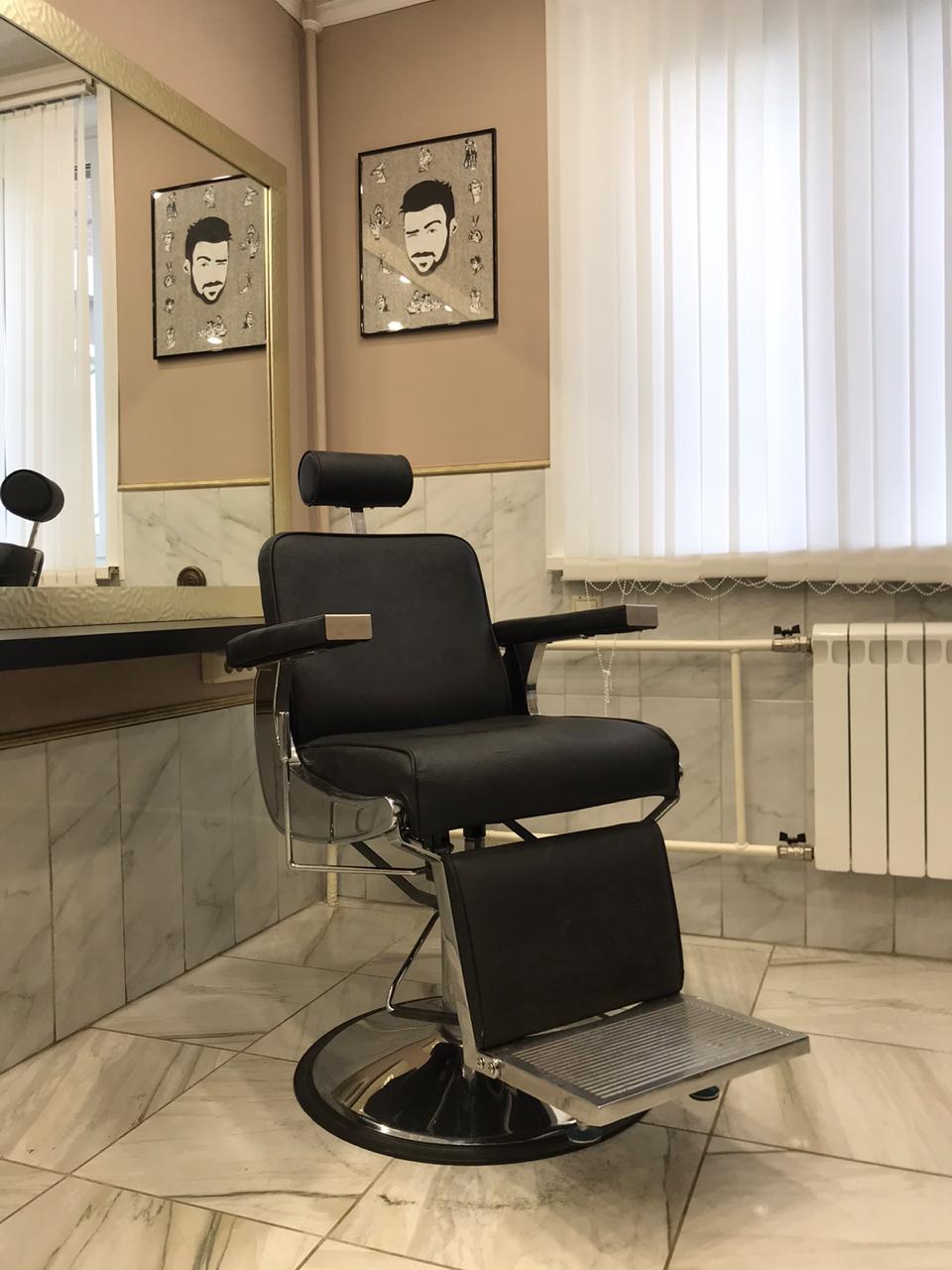 Кресло барбера